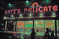 Take A Break And Stop By Katz's Delicatessen.