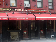 America's First Pizzeria, Lombardi's, Has Been Selling Pizzas Since 1905.