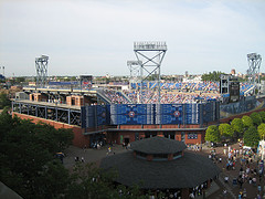 The Louis Armstrong Stadium, Located In Queens, A Tennis Stadium Used In The Us Open