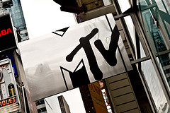 Sign For Mtv, Which Is Based In New York City