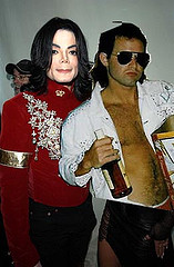 The King Of Pop At The Mtv Video Awards In 2002 Held At Radio City Music Hall