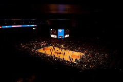 Inside Madison Square Garden For A Knicks Game, Where Total Capacity Can Max At 19,763