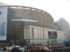 Madison Square Garden, Has Been The Name Of Four Arenas In New York City