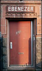 Dickensian Scene In New York's Mahattanville, Manhattan