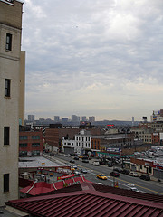 A Picture Overlooking Mahattanville, Manhattan
