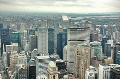 The MetLife Building Which Used To Be The Panama Building Until 1981