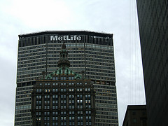 Another Day Looming Over Union Station, The MetLife Building Which Has Seen Its Share Of Accidents