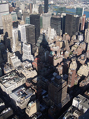 The Beautiful City Of New York
