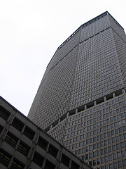 Facade Of The MetLife Building