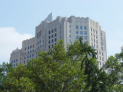 A Great View Of The Metropolitan Life North Building On A Sunny Summer Day