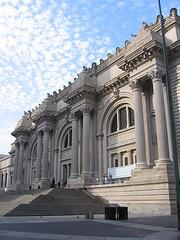 Steps Of The Metropolitan Museum Of Art