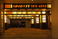 Repeating Theme In The Minskoff Theatre