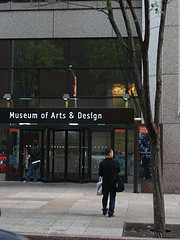 Museum Of Arts & Design Has Over 300,000 Visitors Per Year