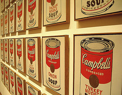 This Section Of The Museum Of Modern Art Will Make You Hungry.