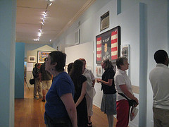Gallery At The Museum Of The City Of New York, Founded 1923 To Preserve New York History