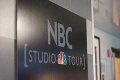 Sign For Nabco's Studio Tour