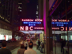 Want To Know Where Your Programming Comes From? Stop By Nbc Studios Here In New York.