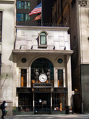 Nat Sherman Is A Store That Has Sold High-end Tobacco Products Since 1930