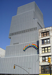 The Sophisticated View Of The New Museum Of Contemporary Art.