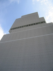 The Towering New Museum Of Contemporary Art, Devoted To Showing Under-recognized Contemporary Artists