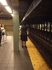 The New York City Transit Authority Helps Millions Of People Navigate The City