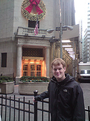 New York Stock Exchange Where History Is Made About Reacting To History.