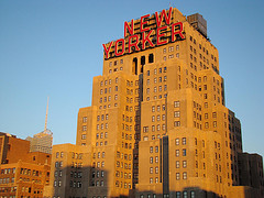 The New Yorker Hotel Seen Here Has Been In Operation Since 1930