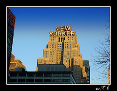 A Photo Of The New Yorker Hotel In The Daylight.