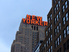 You Can See The New Yorker Hotel
