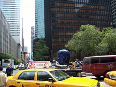 Where The Elite Go And Every One Else, Park Avenue, (Manhattan)