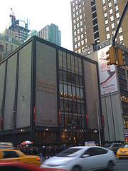 The David M Schwartz Fashion Education Center Which Is Part Of The Parsons, The New School For Design