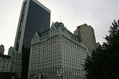 Plaza Hotel Is Built On 1907 By Henry J. Hardenberg; Thomas Hastings