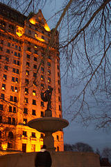 Plaza Hotel, A Place Where Many People Go