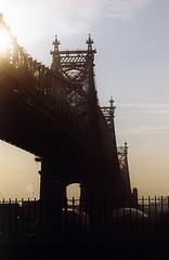 In The Morning Beautiful Bridge