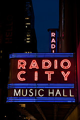 The Radio City Was Very Entertainment Place