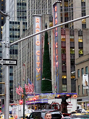 Radio City Music Hall Was Declared A New York City Landmark In 1978