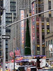 Radio City Music Hall Was Declared A New York City Landmark In 1978
