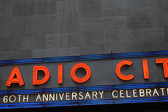 It Is Shown The Breathtakingly Radio City Music Hall