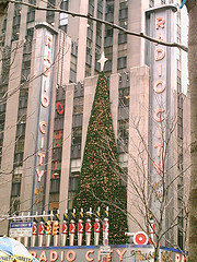 A Building That Belongs To Radio City