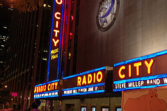 Musicians Perform Concerts At The Radio City Music Hall