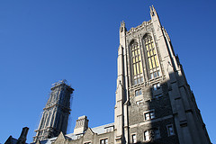 The Tower Of Riverside Church