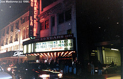 Modern Music Meets Timeless On The Marquee At The Famous Roseland Ballroom