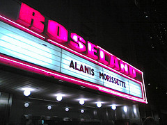 It Is Shown The Roseland Ballroom And Its Famous
