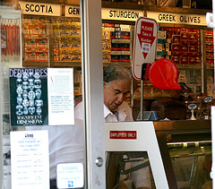 In Operation For 95 Years Russ & Daughters Serves Good Food.