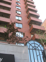 An Apartment Building On Seventh Avenue
