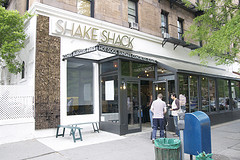A Photo Of The Shake Shack Featuring Shakes, Hot Dogs, And Sundaes