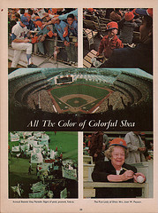Shea Stadium: A Baseball Must.