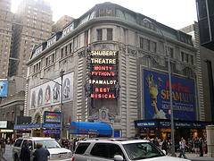 The Schubert Theatre, Located At 225 West 44th Street Was Designed By Architect Henry Beaumont Hertz