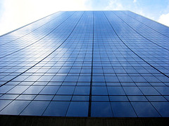 A Skyward Shot Of The Solow Building At 9 West 57th Street In New York