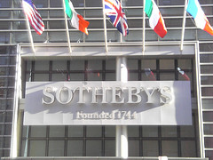 Famous Sotheby's, A O.k.. Legend, At Home In their New York Location